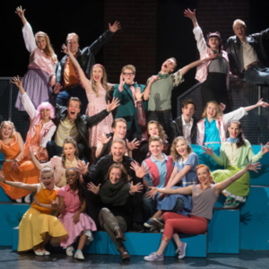 Grease 2015